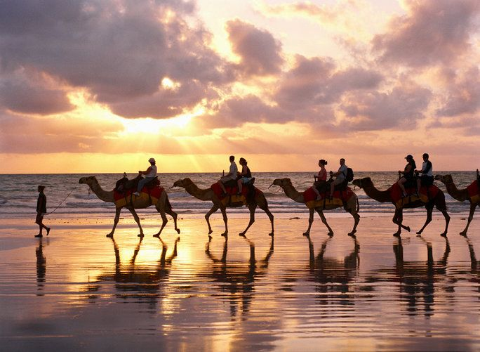 केबल Beach, Broome, Australia