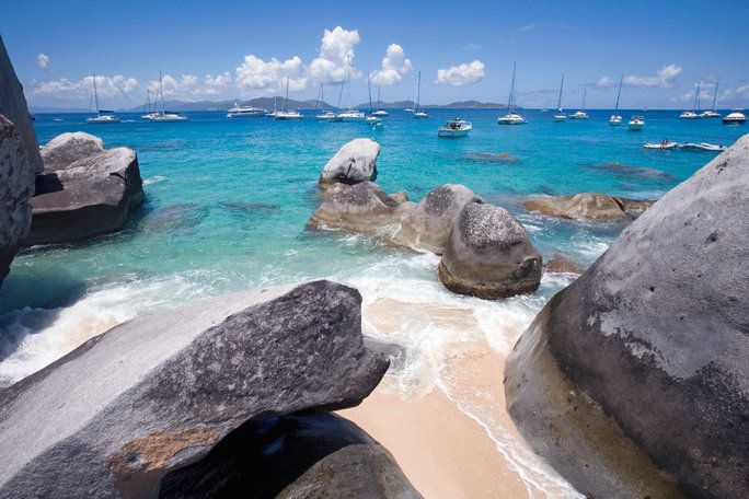 Baths, Virgin Gorda, British Virgin Islands
