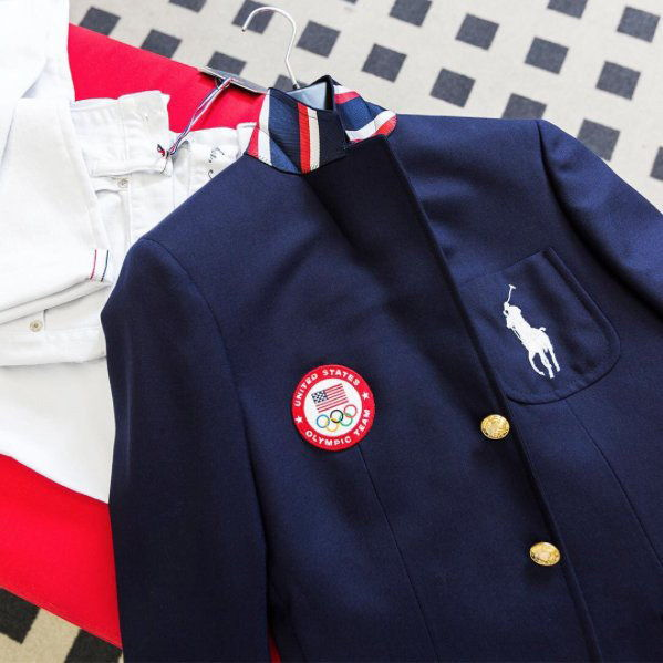 Team U.S.A. Uniforms