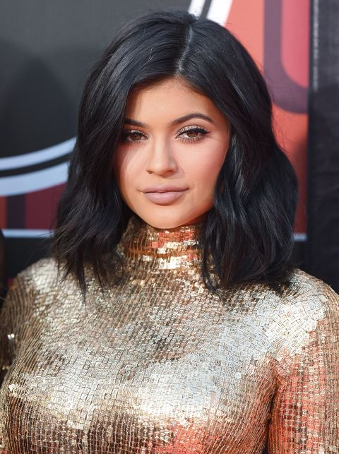 टीवी personality Kylie Jenner arrives at The 2015 ESPYS at Microsoft Theater on July 15, 2015 in Los Angeles, California.