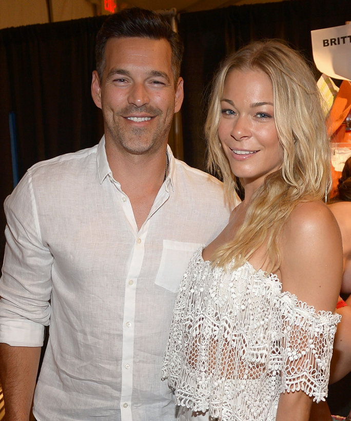 ลีแอน Rimes and Eddie Cibrian