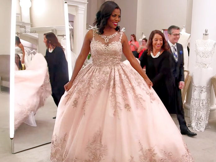 Omarosa Say Yes to the Dress