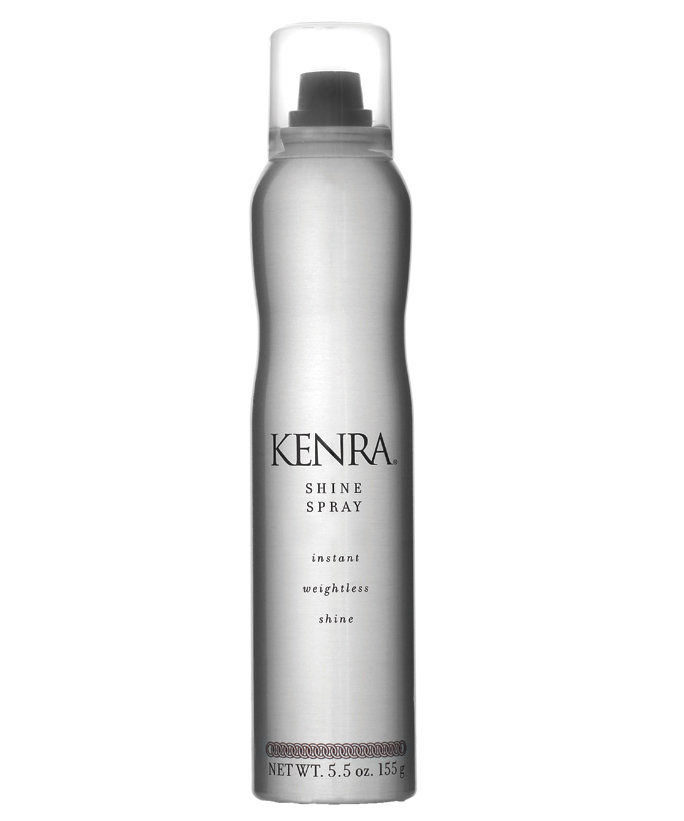 श्रेष्ठ for Fine Hair: Kenra Professional Shine Spray
