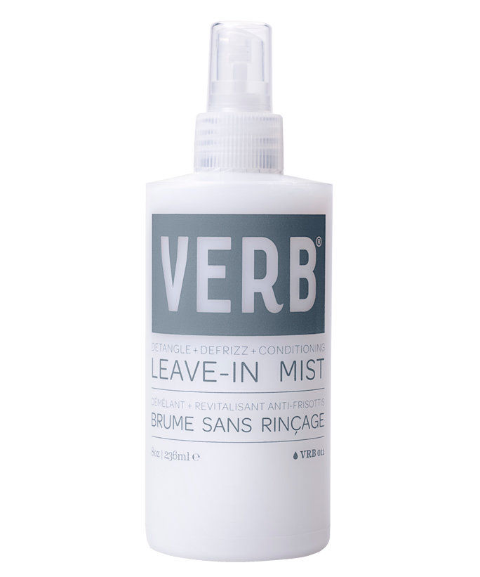 श्रेष्ठ for Curly Hair: Verb Leave-In Mist