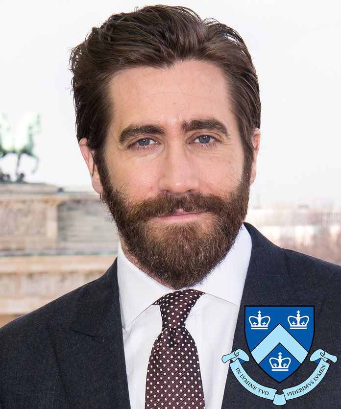 เจค Gyllenhaal - Columbia University