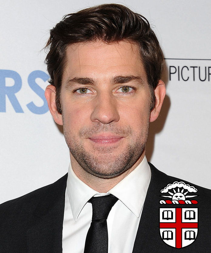 จอห์น Krasinski - Brown University