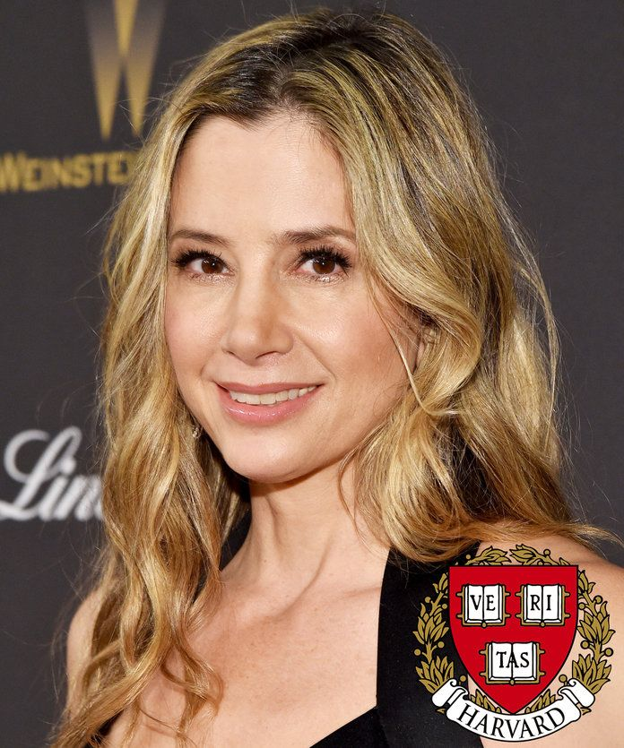 Mira Sorvino - Harvard University