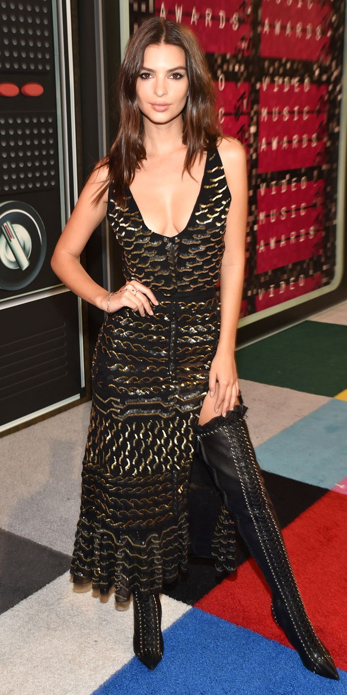 2015 MTV Video Music Awards - Emily Ratajkowski