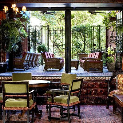 फ़ार्म Hotel, New York Hot Spots