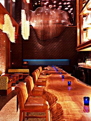 Nobu 57, New York Hot Spots
