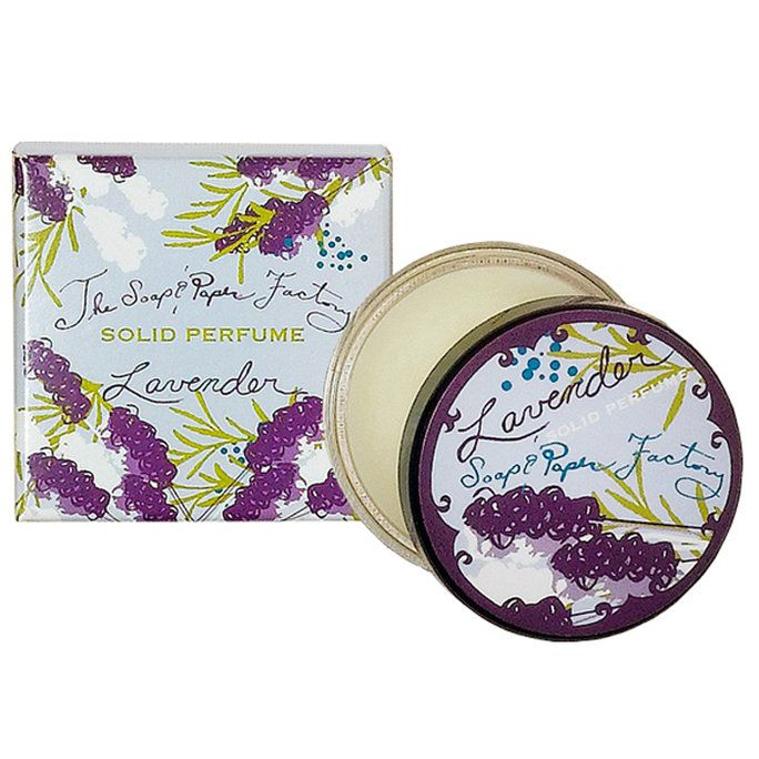 साबुन & Paper Factory Lavender Solid Perfume