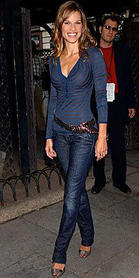 हिलेरी Swank, Miss Sixty, Look of the Day, celebrity style, Best of 2007