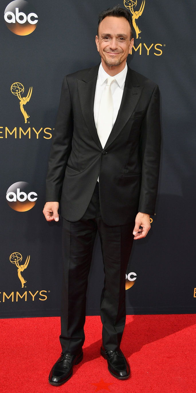 LOS ANGELES, CA - SEPTEMBER 18: Actor Hank Azaria attends the 68th Annual Primetime Emmy Awards at Microsoft Theater on September 18, 2016 in Los Angeles, California. (Photo by Steve Granitz/WireImage)