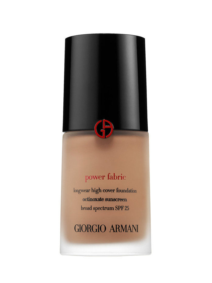 जियोर्जियो Armani Beauty Power Fabric Longwear High Cover Foundation SPF 25