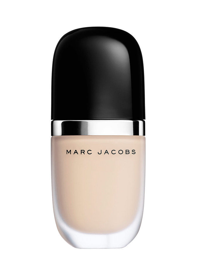 न घुलनेवाली तलछट Jacobs Beauty Genius Gel Super-Charged Oil-Free Foundation