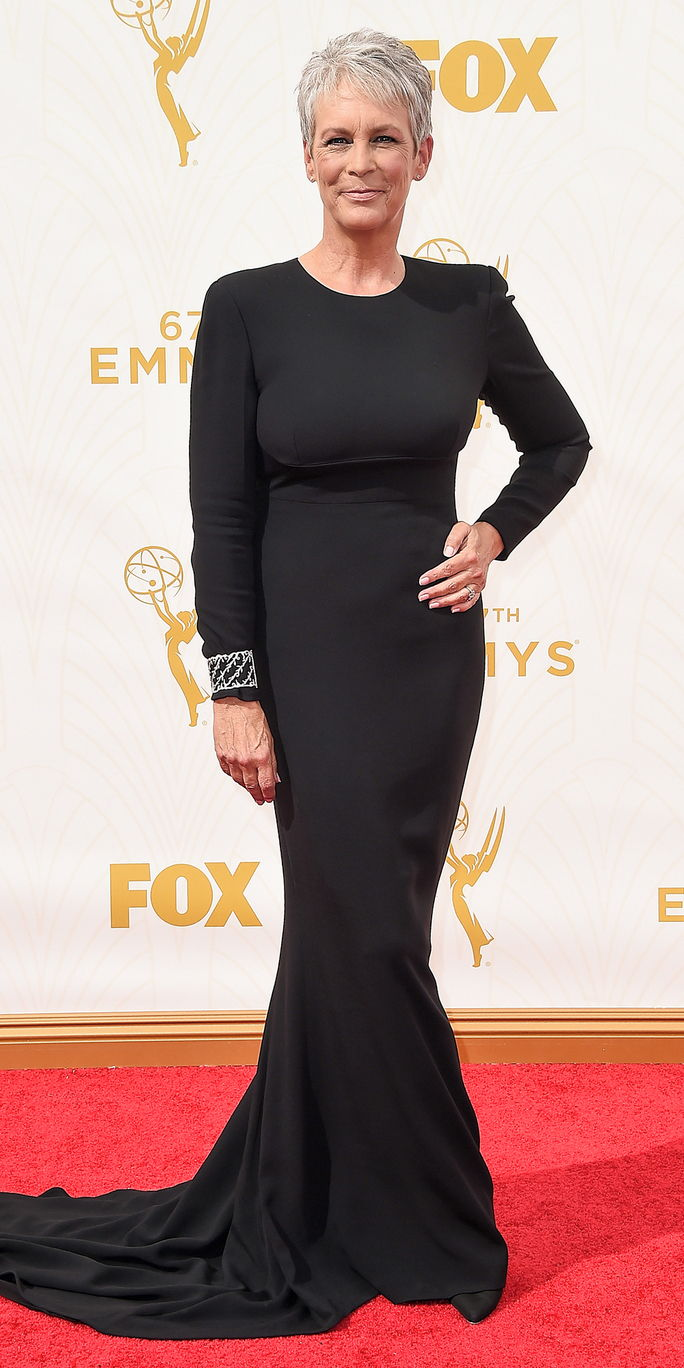 67th Annual Primetime Emmy Awards - Jamie Lee Curtis
