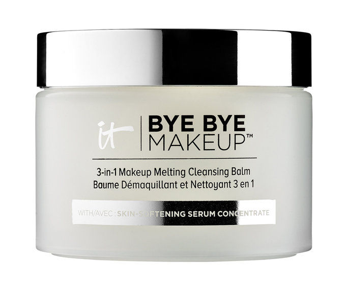 มัน Cosmetics Bye Bye Makeup 3-in-1 Makeup Melting Cleansing Balm