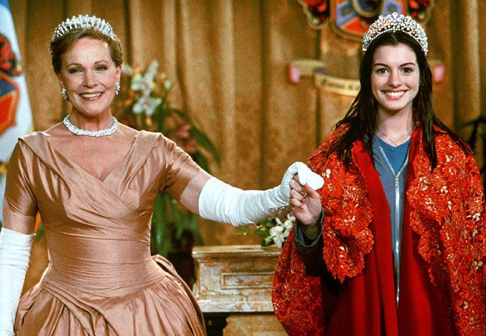 Princess Diaries (2001)