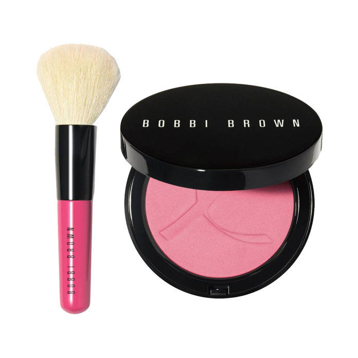 बॉबी Brown Pink Peony Illuminating Powder Set