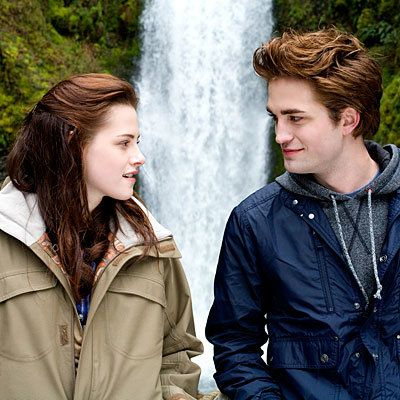 क्रिस्टन Stewart and Robert Pattinson, Twilight, Film Fashion