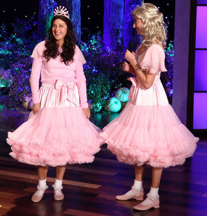 เอลเลน as Sophia Grace and Rosie, 2011