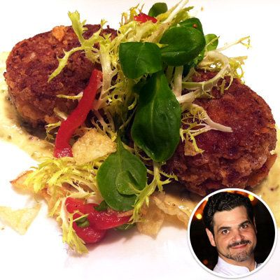 มานูเอล Trevino - Crab cake recipe - holiday recipes