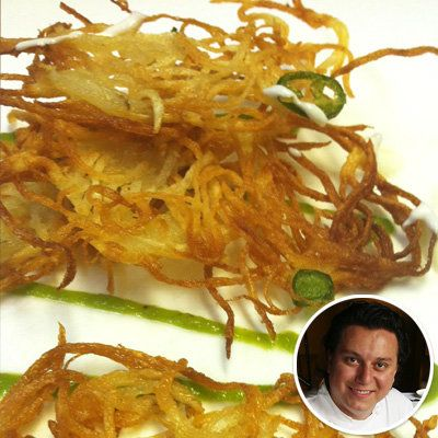 latkes - Julian Medina - Holiday recipes