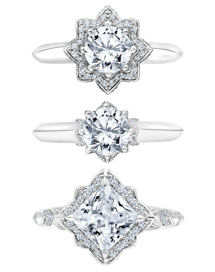 कार्ल Lagerfeld Engagement Rings - Embed 3