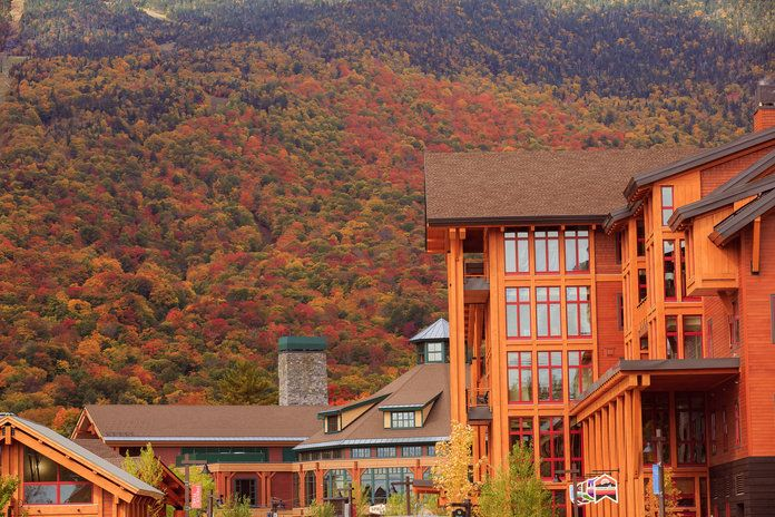 สโตว์ Mountain Lodge, a Destination Hotel