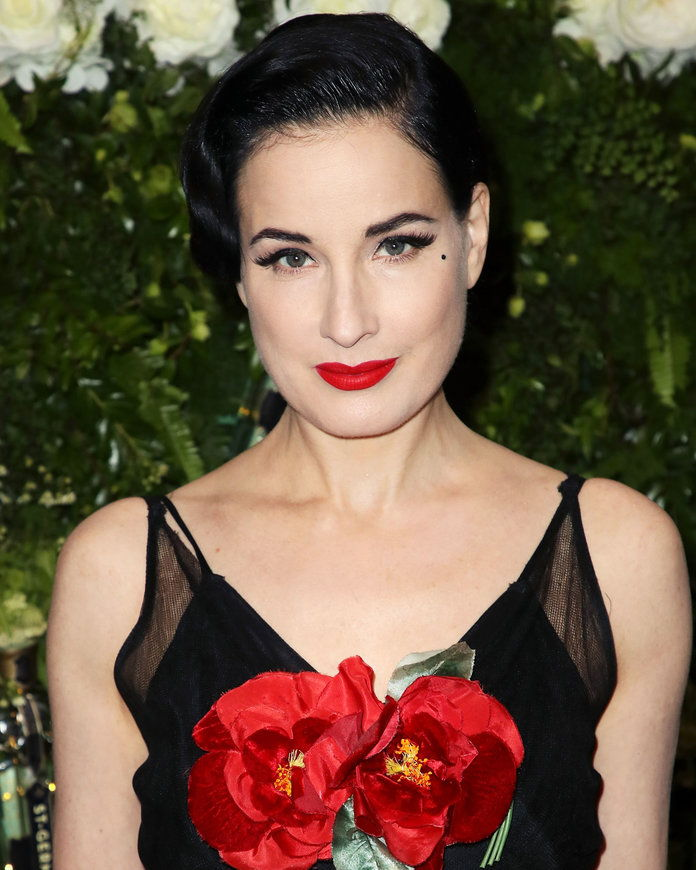 เซเลบ Who Watch Porn Dita Von Teese