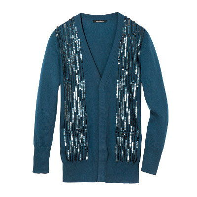 Nanette Lepore - Cardigan - Ideas for go to gifts - holiday shopping