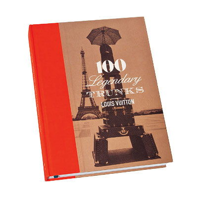 लुई Vuitton: 100 Legendary Trunks - Book - ideas for go to gifts - holiday shopping
