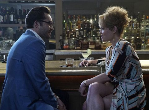 ईडी Westwick and Erika Christensen - Wicked City Pilot