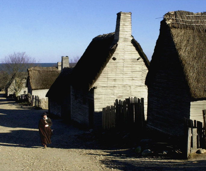 TAKE A DAYTRIP TO PLIMOTH PLANTATION