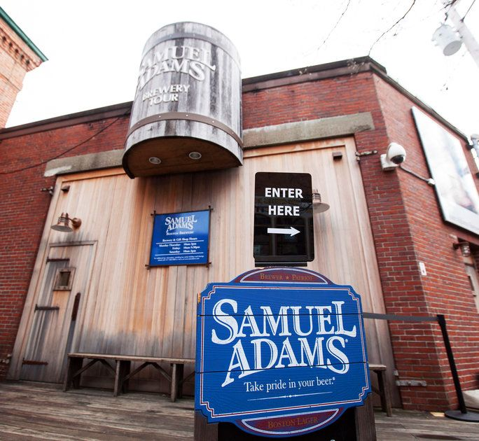 สำรวจ THE SAMUEL ADAMS BREWERY