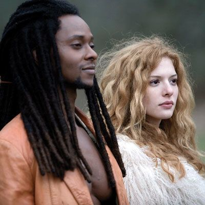 एडी Gathegi and Rachelle Lefevre, Twilight