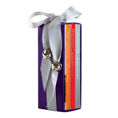 Vosges - candy bar library - ideas under $35 - holiday shopping