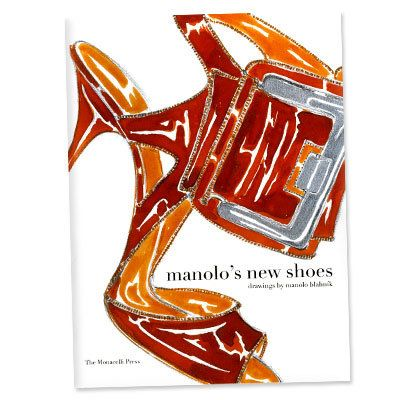 Manolo की New Shoes - Book - ideas for go to gifts - holiday shopping