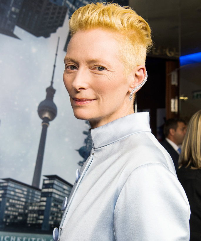 टिल्डा Swinton Red Carpet - LEAD
