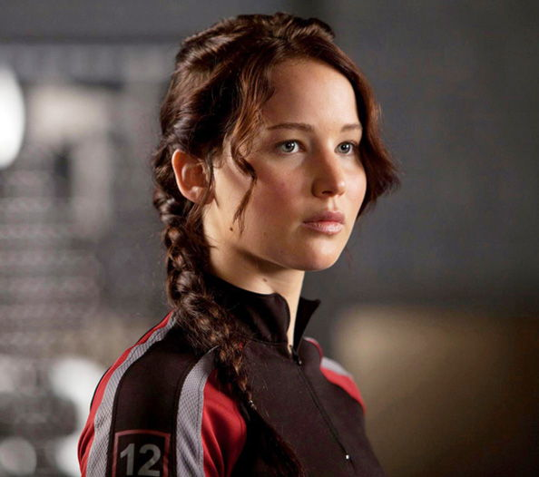 Katniss Braid - The Hunger Games