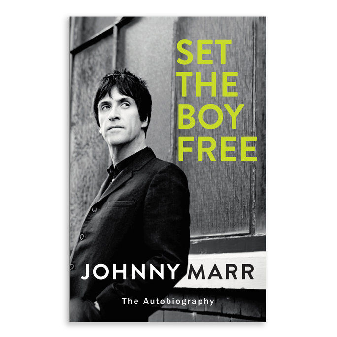 ตั้งค่า the Boy Free by Johnny Marr