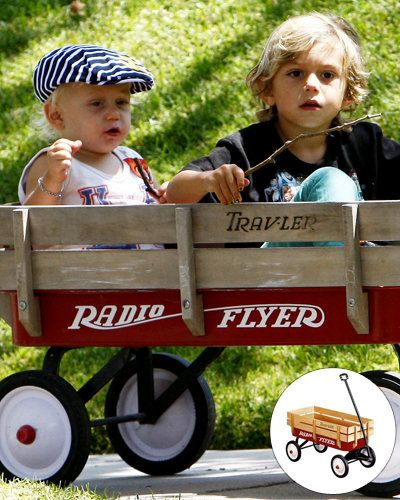 प्राप्त Your Kid a Celebrity Toy - Zuma and Kingston's Wagon