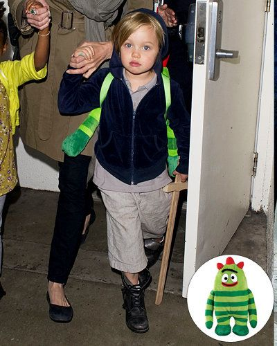 प्राप्त Your Kid a Celebrity Toy - Shiloh's Backpack