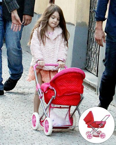 प्राप्त Your Kid a Celebrity Toy - Suri's Stroller