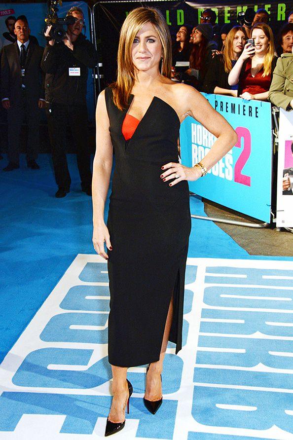 जेनिफर Aniston at Horrible Bosses 2 World Premiere