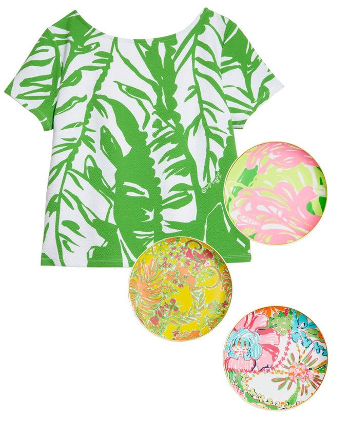 การจับคู่ Made in Heaven: Target + Lilly Pulitzer