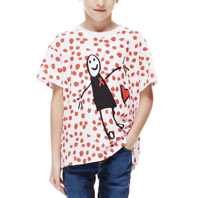 विश्व AIDS Day Children's Tee