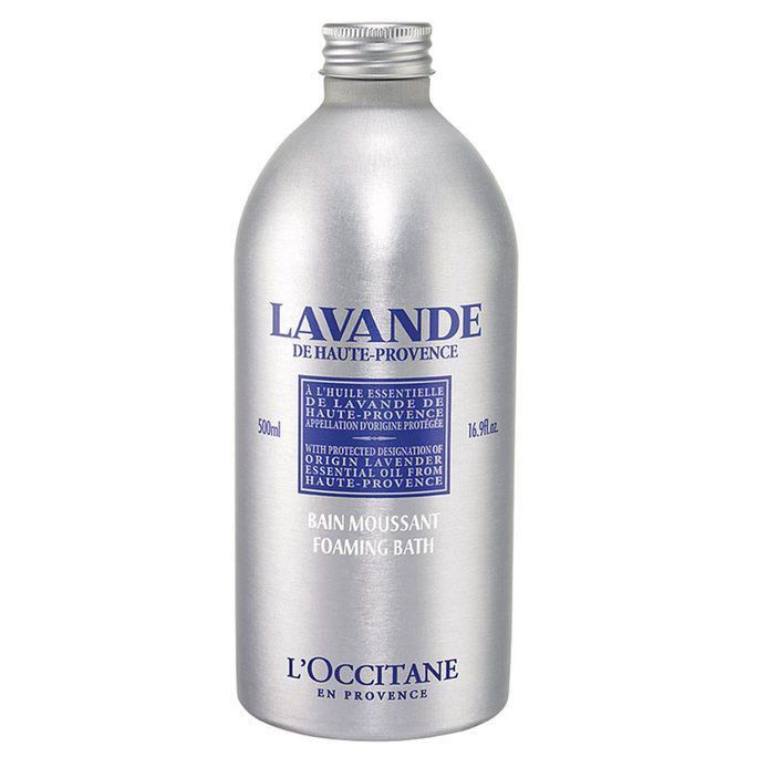 एल'Occitane Lavnder Foaming Bath