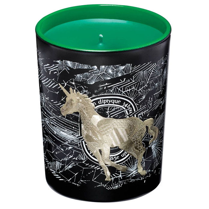 Diptyque Unicorn Frosted Forest Scented Candle