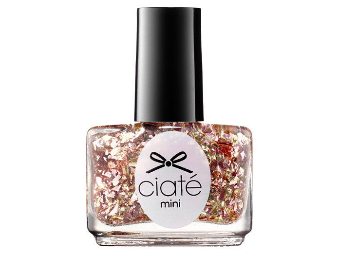 Ciaté London Mini Paint Pot Nail Polish And Effects In Putting On The Ritz
